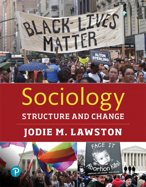 Cover of Sociology: Structure and Change textbook