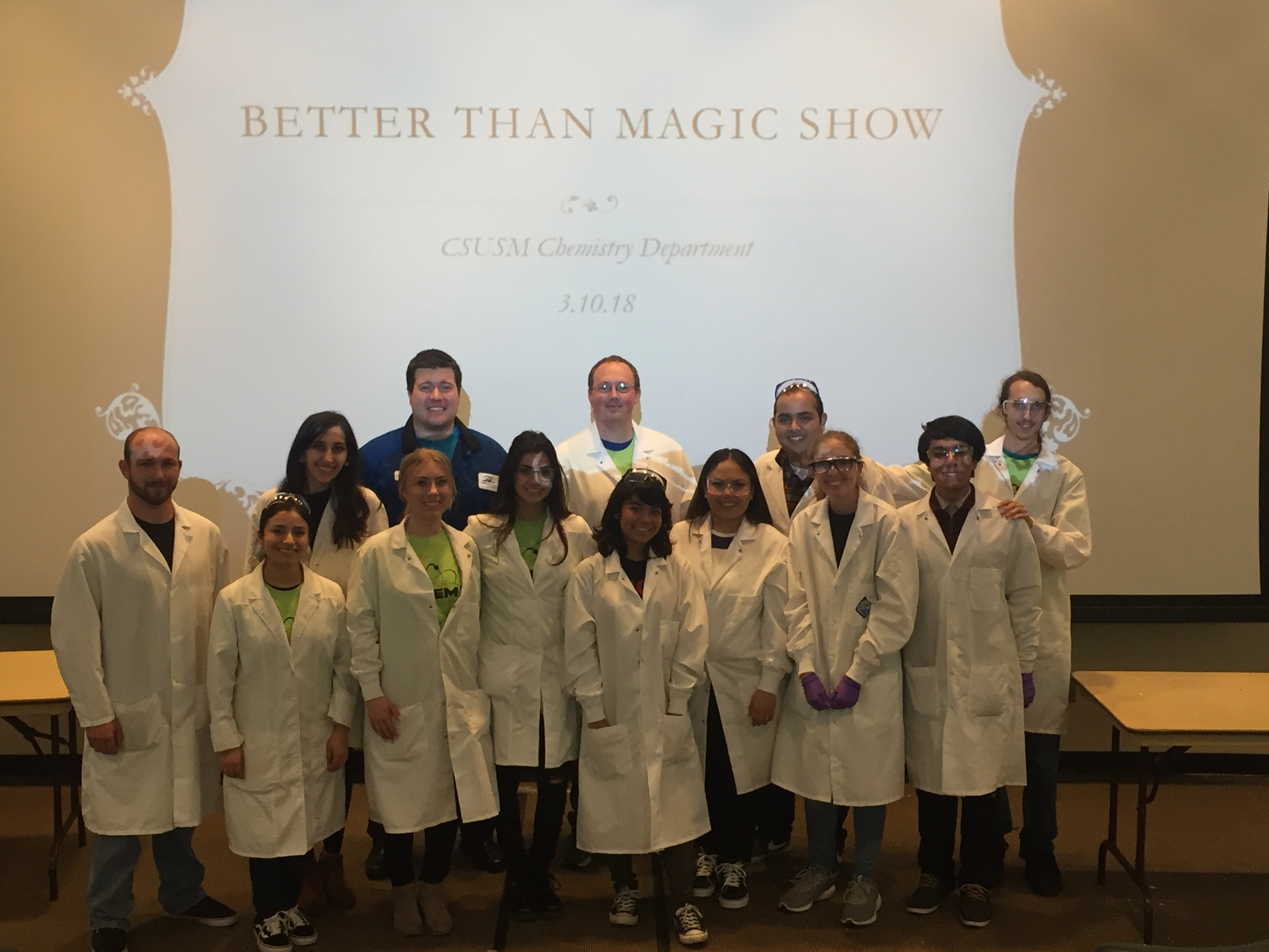 Better Than Magic at Super STEM Saturday