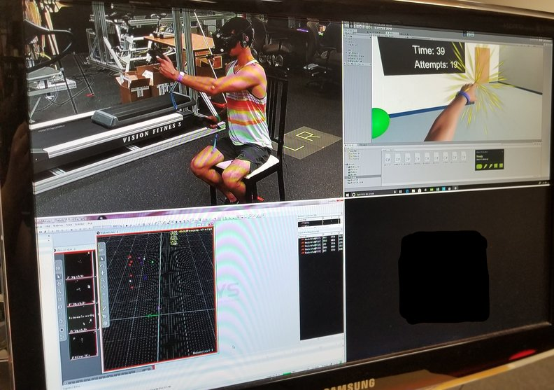 Motion Capture and VR